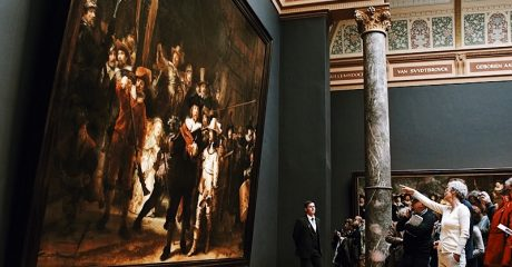 Rijksmuseum + Amsterdam City Center – Skip-the-Line Guided Combo Tour – Private Tour in French