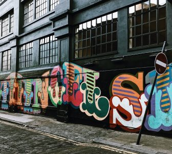East End (Street Art) Guided Walking Tour – Private Tour in French