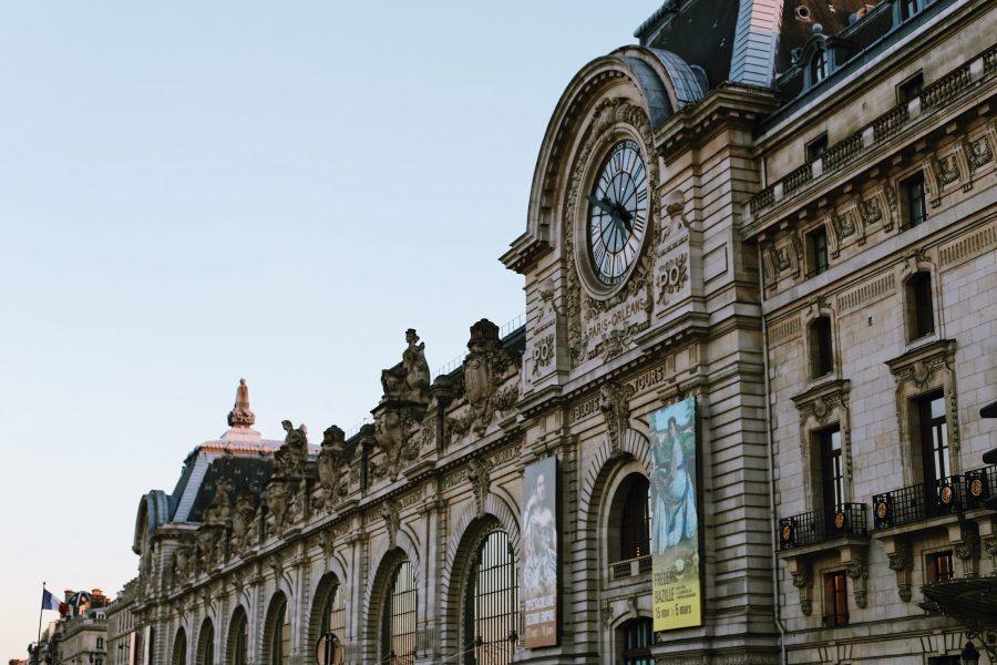 Tour-Paris-Walking-City